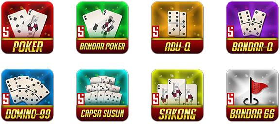 8 permainan pkv games
