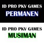 ID PRO PKV GAMES PERMANEN ATAU ID PRO PKV GAMES MUSIMAN