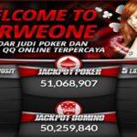Idrweone Situs Agen Judi Poker Online, BandarQ, Domino 99 Terpercaya