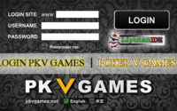 Login Pkv Games | Login Poker V Games